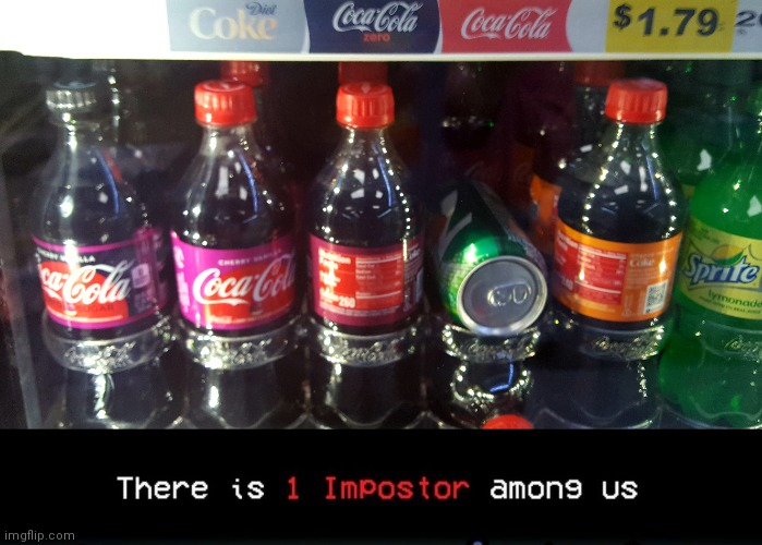 Among us | image tagged in 1 impostor | made w/ Imgflip meme maker
