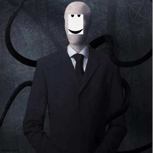 Chilendermam | image tagged in memes,slenderman,chill,spoopy,chill out,flamingo | made w/ Imgflip meme maker