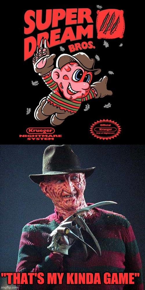 "I WANNA PLAY THE FIRST 2 AS WELL |  ""THAT'S MY KINDA GAME"" 