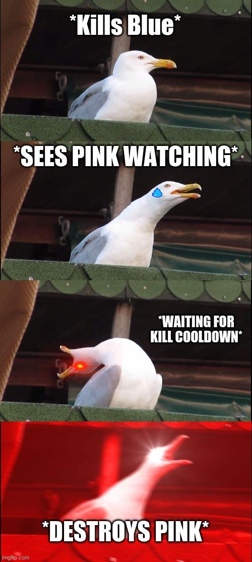Killing in Among Us be like - Imgflip