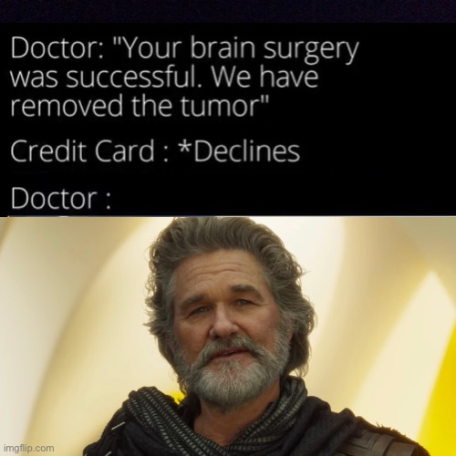 Spoiler? Naaah | image tagged in guardians of the galaxy vol 2 | made w/ Imgflip meme maker