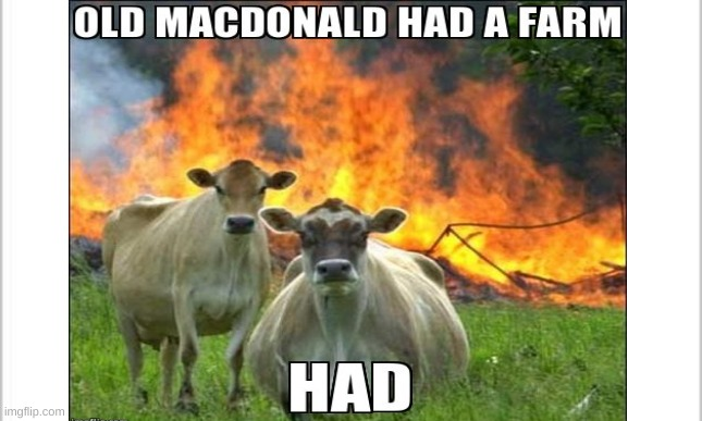 image tagged in cows | made w/ Imgflip meme maker