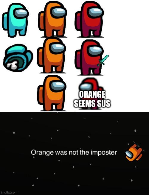 Among Us meme - Imgflip