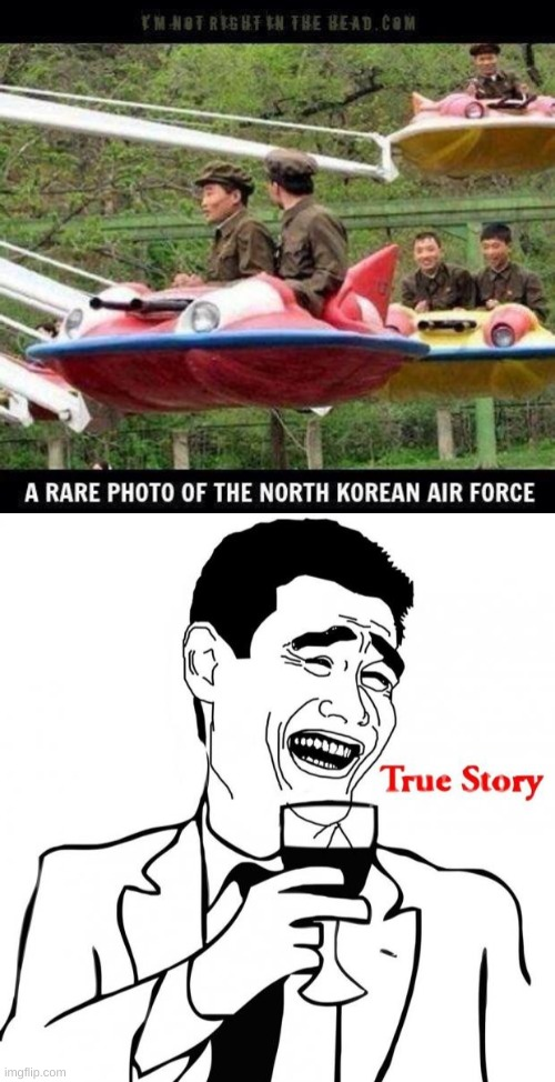 image tagged in yao ming true story | made w/ Imgflip meme maker