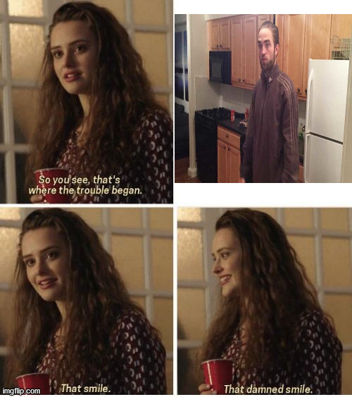 That Smile | image tagged in that smile | made w/ Imgflip meme maker