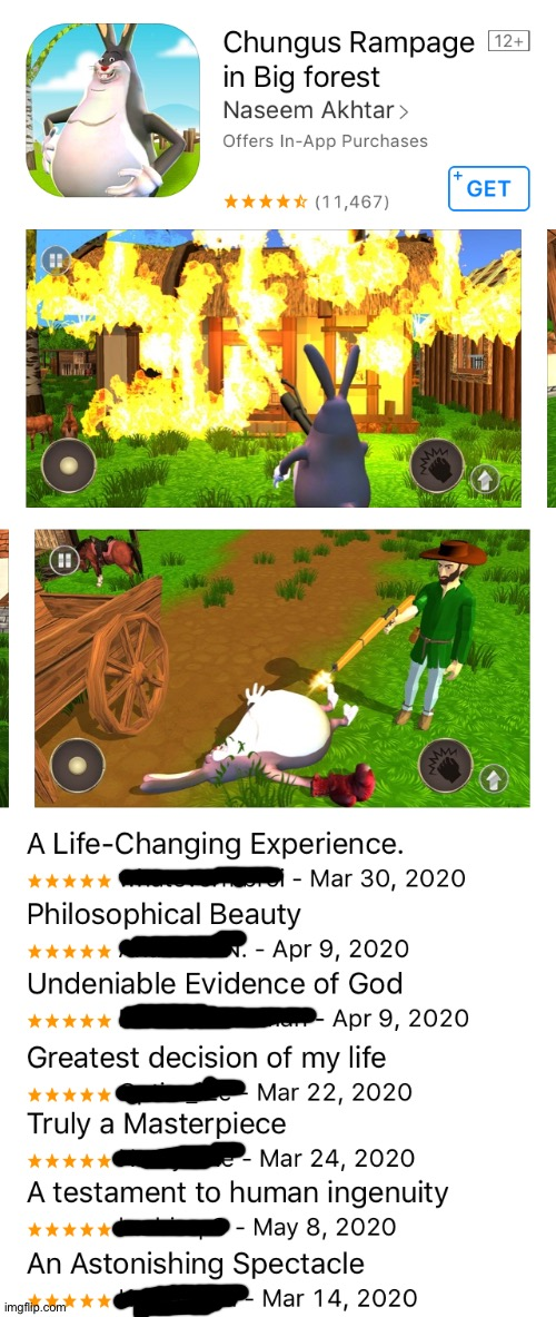 High Quality Game | image tagged in big chungus,my eyes,games,dank | made w/ Imgflip meme maker