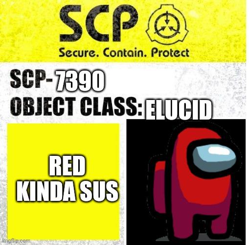 SCP Sign Generator - Imgflip