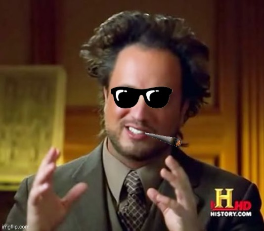 Ancient Aliens | image tagged in memes,ancient aliens | made w/ Imgflip meme maker