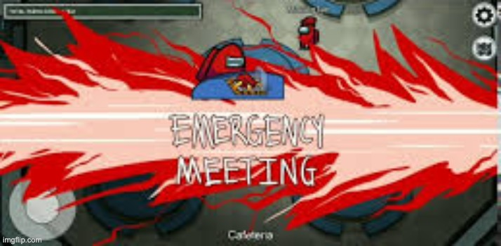 image tagged in emergency meeting red | made w/ Imgflip meme maker