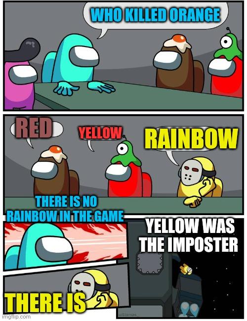 gaming among us - 1 impostor among us Memes & GIFs - Imgflip