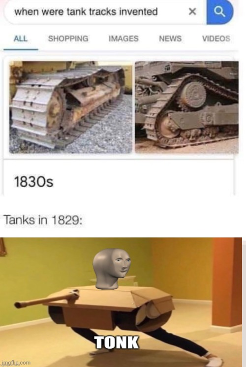 Tonk | image tagged in meme man | made w/ Imgflip meme maker