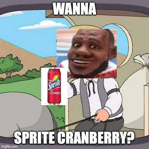 answer in comments. |  WANNA; SPRITE CRANBERRY? | image tagged in memes,pepperidge farm remembers | made w/ Imgflip meme maker