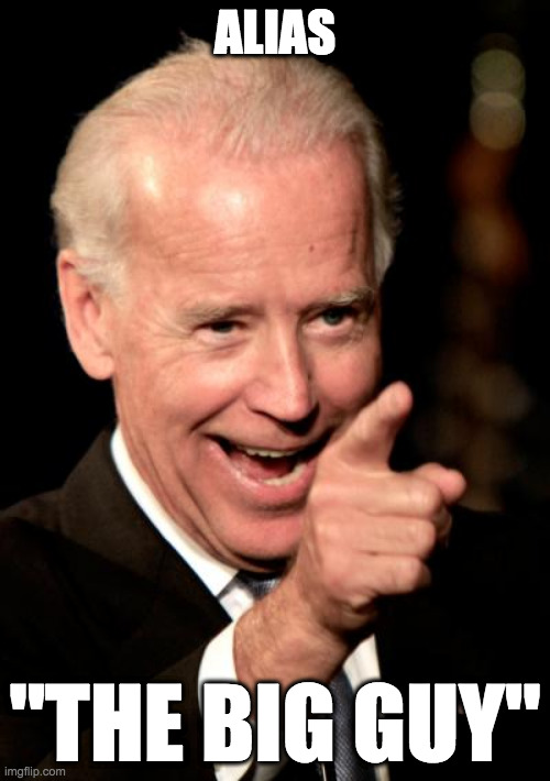 "Crook |  ALIAS; ""THE BIG GUY"" 