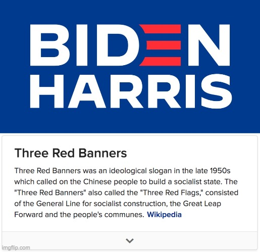 China Joe | image tagged in joe biden,kamala harris,2020,socialism,communism | made w/ Imgflip meme maker