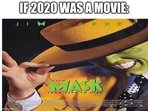 If 2020 was a movie.. |  IF 2020 WAS A MOVIE: | image tagged in coronavirus,if 2020 was a movie,2020 sucks,movie | made w/ Imgflip meme maker