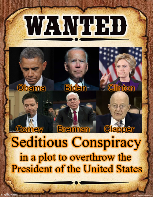 wanted for sedition - Imgflip