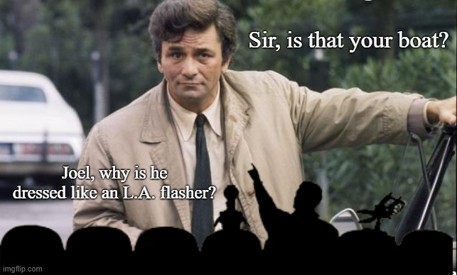 "You've got ""The Look"". 