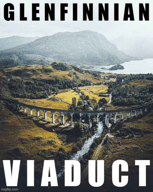 [Motion to provide clean and adequate water] |  G L E N F I N N I A N; V I A D U C T | image tagged in glenfinnan viaduct,water | made w/ Imgflip meme maker