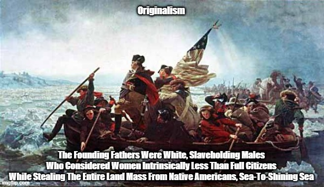 """Originalism: Who Were The Founding Fathers?"" 