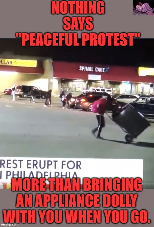"They just want ""justice"" 