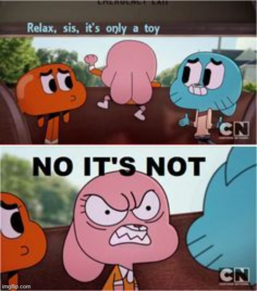 image tagged in the amazing world of gumball | made w/ Imgflip meme maker
