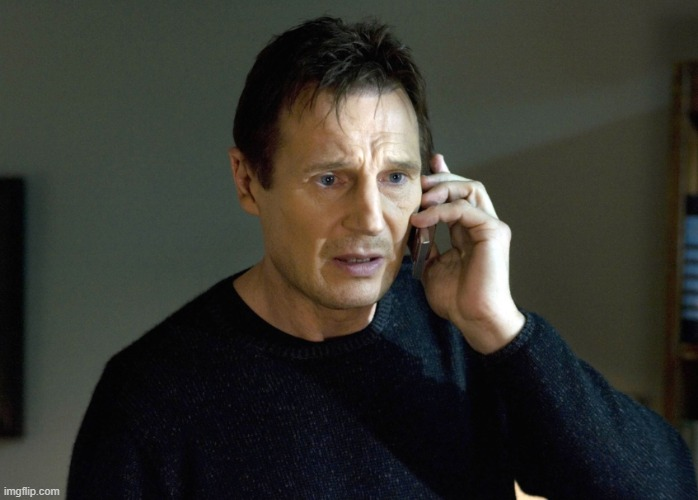 Let Liam Neeson make the Tough Call for You | made w/ Imgflip meme maker