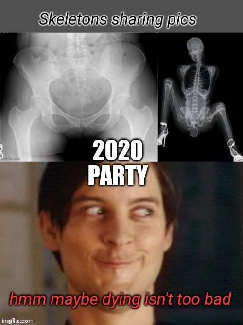 2020 PARTY | made w/ Imgflip meme maker