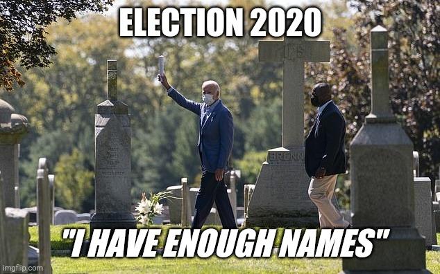 Joe Biden Election Fraud - Imgflip