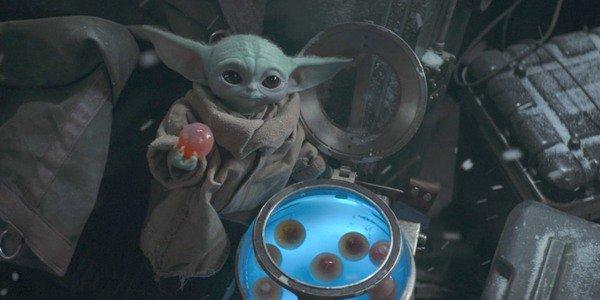 Baby Yoda Frog Eggs Blank Template Imgflip