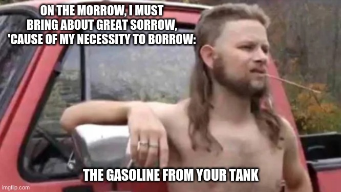 "THE ""MAN"" FORCED MY HAND 