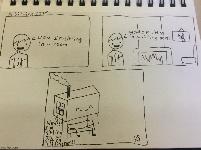 I drew this | image tagged in drawing | made w/ Imgflip meme maker