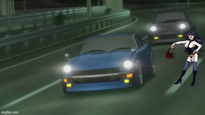 """Midnight"" Wangan 