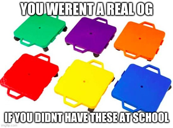 I remember when kids use to literally fight just to get one |  YOU WERENT A REAL OG; IF YOU DIDNT HAVE THESE AT SCHOOL | image tagged in childhood,school meme,elementary | made w/ Imgflip meme maker