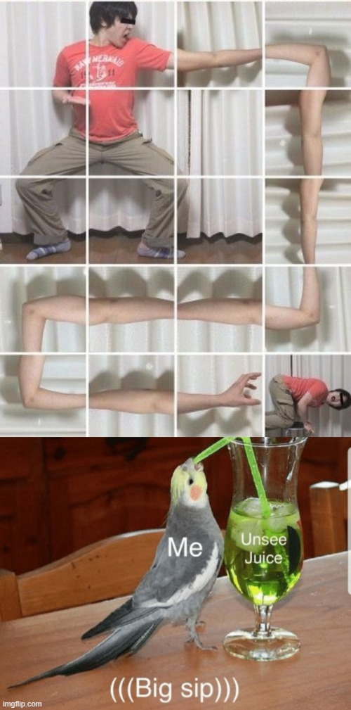 Long arms | image tagged in unsee juice,funny,memes,arms,unholy | made w/ Imgflip meme maker