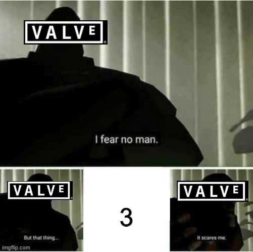 I fear no man |  3 | image tagged in i fear no man | made w/ Imgflip meme maker