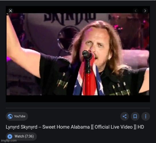 My Custom Templates Sweet Home Alabama Memes Gifs Imgflip
