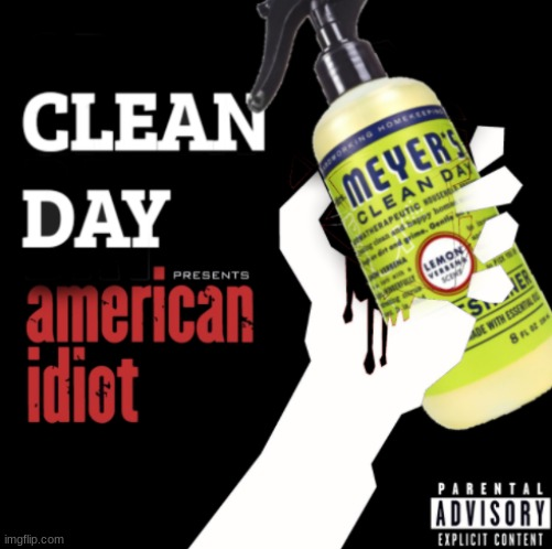 CLEAN DAY | image tagged in funny,music,cleaning | made w/ Imgflip meme maker