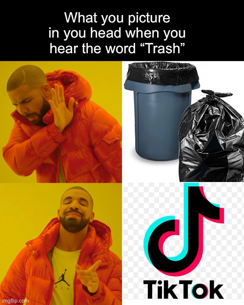 "Straight Fax! |  What you picture in you head when you hear the word ""Trash"" 