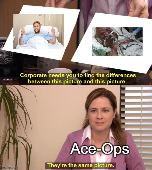 They're The Same Picture Meme |  Ace-Ops | image tagged in memes,they're the same picture,rwby | made w/ Imgflip meme maker
