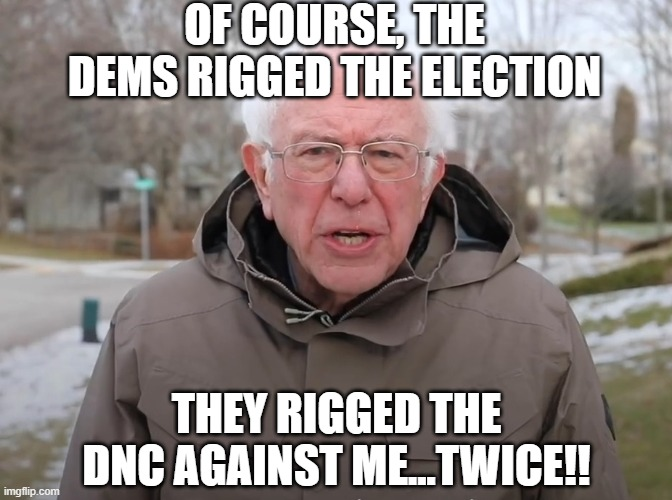 Politics Bernie Sanders Once Again Asking Memes Gifs Imgflip