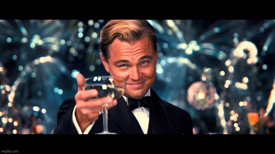image tagged in lionardo dicaprio thank you | made w/ Imgflip meme maker