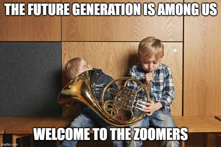 Why did i make this. | image tagged in children,gen z | made w/ Imgflip meme maker