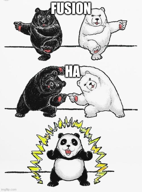 Anime Panda Fusion Memes & GIFs - Imgflip