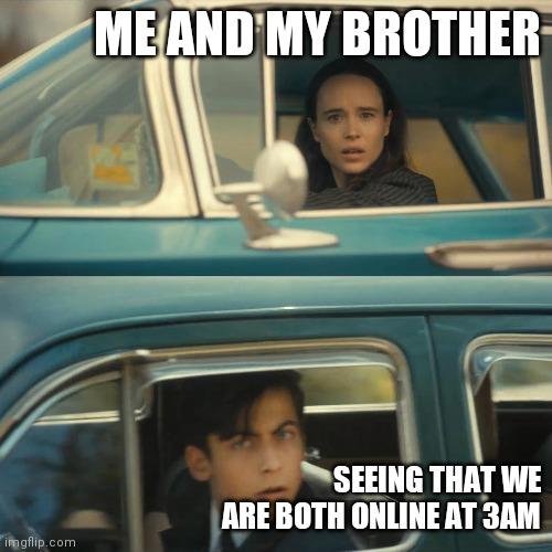 Vanya And Five Meme Generator Imgflip