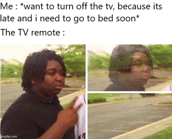 Gone. Reduced to atoms | image tagged in black,memes,tv | made w/ Imgflip meme maker