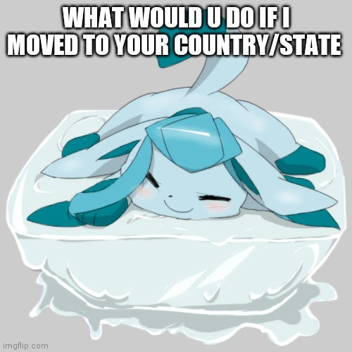 Image Tagged In Glaceon Ice Cube Imgflip Discover the magic of the internet at imgur, a community powered entertainment destination. image tagged in glaceon ice cube imgflip