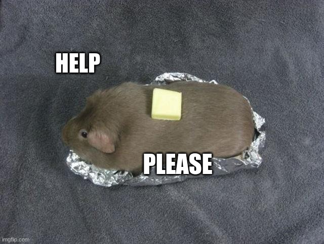 "help the ""potato"" 