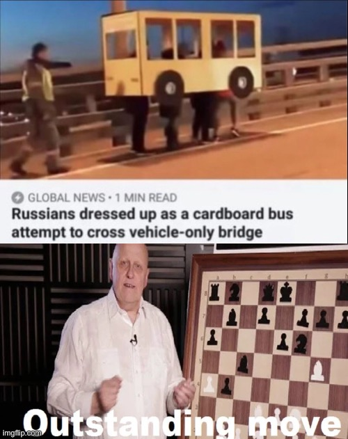 The trickster | image tagged in outstanding move,russian | made w/ Imgflip meme maker
