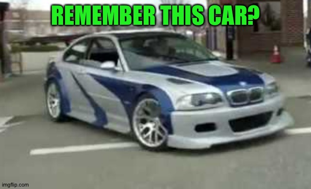 Remember this car? |  REMEMBER THIS CAR? | made w/ Imgflip meme maker