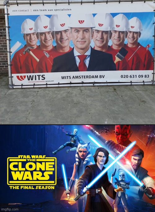 Wait this isn't starwars | image tagged in starwars,crappy design | made w/ Imgflip meme maker